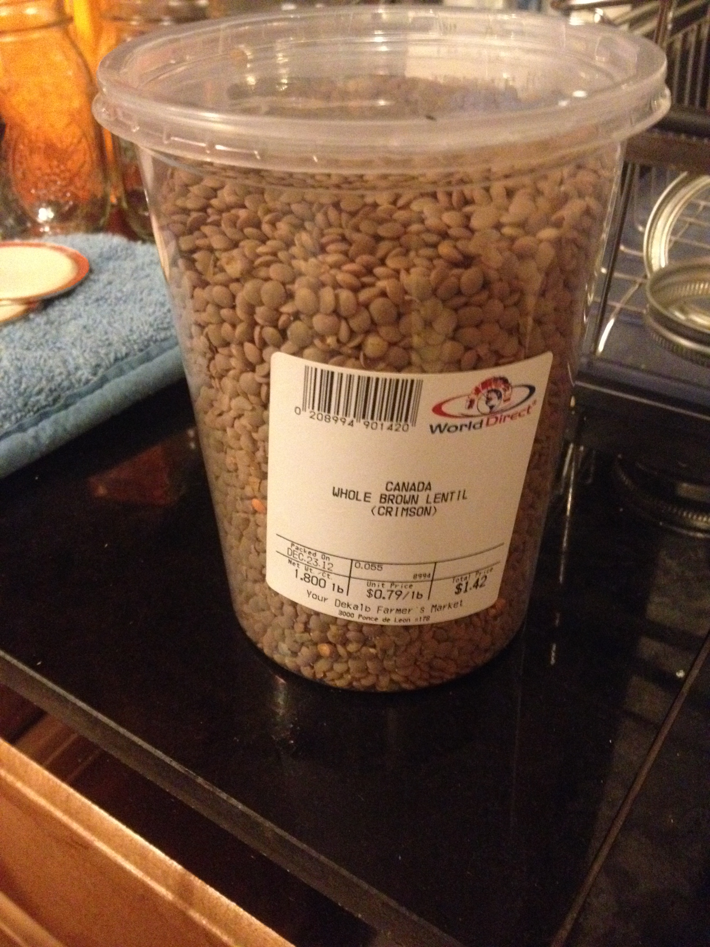 Can I Give Lentils To My Cat